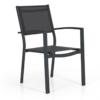 Leone tuoli musta
