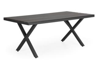 Leone pöytä musta
