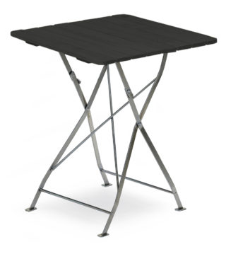 Krögaren pöytä musta