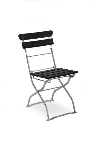 Krögaren tuoli musta