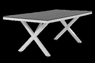 Leone pöytä valkoinen